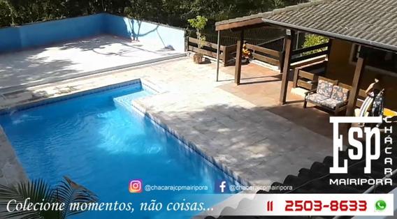 Chácara Em Mairiporã/sp - Temporada E Eventos
