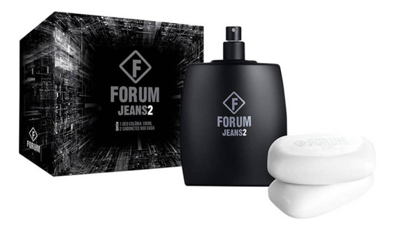 Conjunto Classic Jeans 2 Forum Unissex Blz
