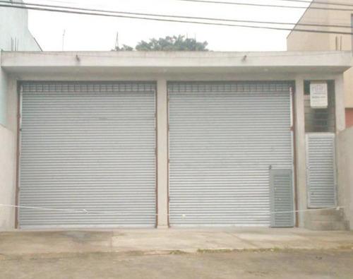 Salão Comercial Para Locação Em Suzano, Parque Santa Rosa, 2 Banheiros - Sl004_1-1848639