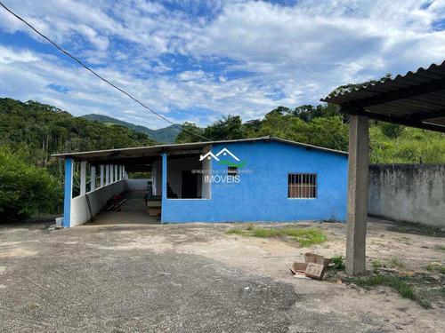 Imagem 1 de 18 de Chácara Com 4 Dorms, Area Rural, Pedro De Toledo - R$ 175 Mil, Cod: 595 - V595