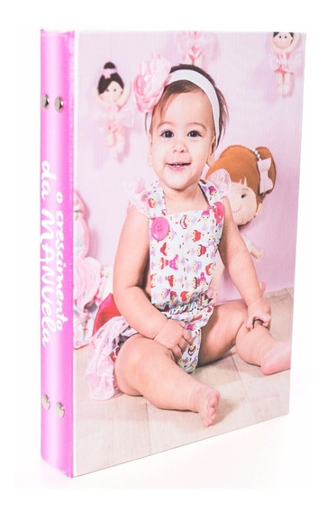 Album Fotografico 15x21 Personalizado Foto Ou Tema