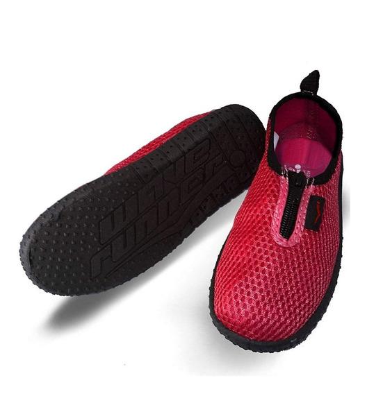 Zapato De Buceo Acuático Para Caballero Varios Colores