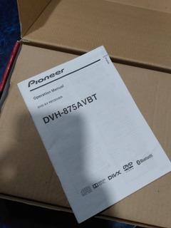 Estereo Pioneer Dvh-875avbt