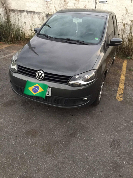 Volkswagen Fox 1.6 Vht Prime I-motion Total Flex 5p 2013