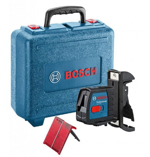 Gll 2-15 - Nivel Laser De Lineas 15m + Bm3 + Maletin Bosch