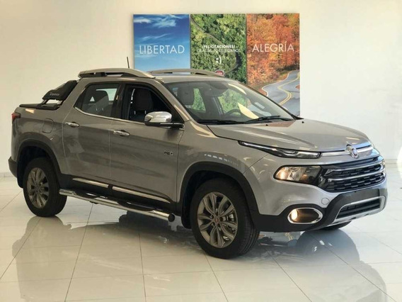 Fiat Toro Ranch My20 2.0 At9 4x4 0km Ultima Hasta 30/06/20