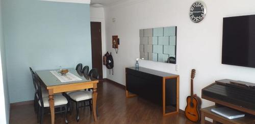 Apartamento Com 3 Dormitórios À Venda, 94 M² - Jardim Das Quatro Marias - São Bernardo Do Campo/sp - Ap64412