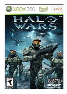 Juego Para Xbox 360 Halo Wars Subtitulos Español T