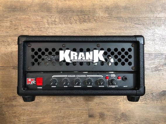 Krank Rev Jr 25w Usa Valvulas 5881 Mini Aceito Trocas