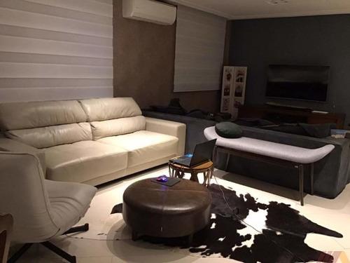 Maravilhoso Apartamento Para Locação - Platô Santana - 3 Suites , 3 Vagas - Al1425