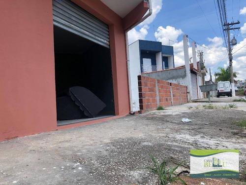 Imagem 1 de 7 de Salão Para Alugar, 26 M² Por R$ 650,00/mês - Jardim Luiza - Franco Da Rocha/sp - Sl0037