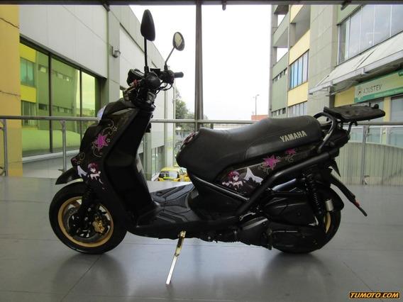 Yamaha Bws At 125 Bws At 125