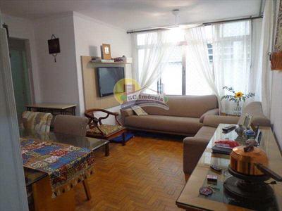 Apartamento Em Santos Bairro Aparecida - A1620
