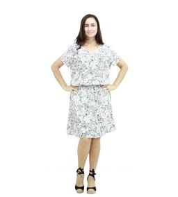 227d1310f7 Modelo Vestido Soltinho - Vestidos Femininas no Mercado Livre Brasil