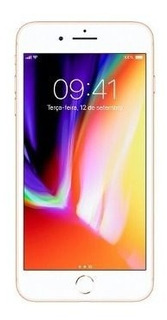 iPhone 8 Plus Apple 64 Gb Ios 11 Tela De 5.5 Gold/dourado