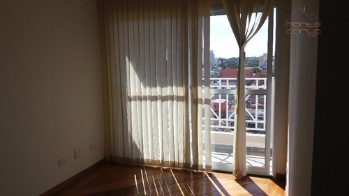 Cobertura Com 2 Dormitórios À Venda, 135 M² Por R$ 450.000,00 - Centro - São Bernardo Do Campo/sp - Co0004