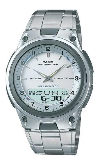 Reloj Casio Para Hombre Aw-80d-7avcb (nuevo)