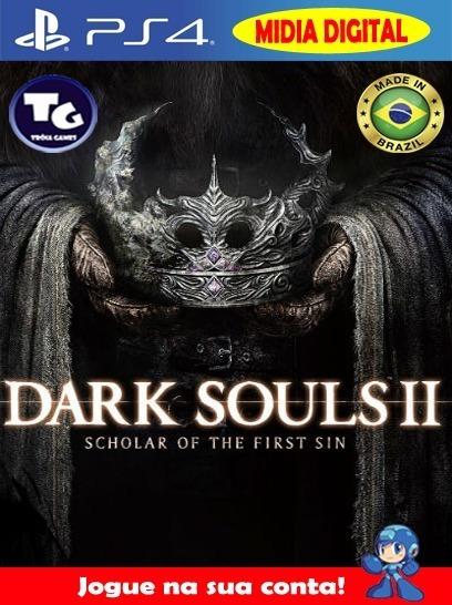 Dark Souls Ii Scholar Of The First Sin - Aluguel 30 Dias