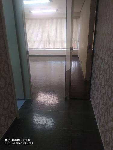 Conjunto Para Alugar, 105 M² Por R$ 2.135,00/mês - Sé - São Paulo/sp - Cj0094