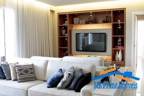 Imagem 1 de 14 de Lindo Apartamento No Jardins Do Brasil 136m² - 2070