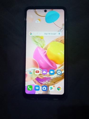 Imagem 1 de 4 de Celular LG K52 Novinhoo