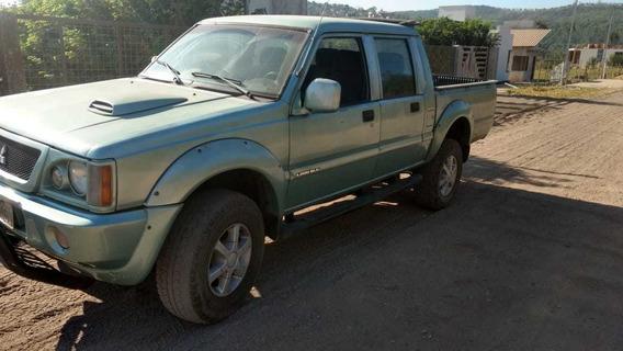 Camionete L200 Gls 2.5 Diesel 4x4 4p