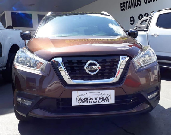 Nissan Kicks Sl 1.6 Flex- Completo