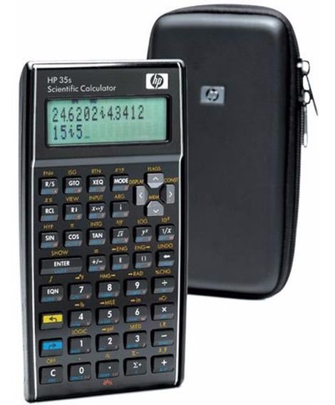 Calculadora Cientifica 35s Hp