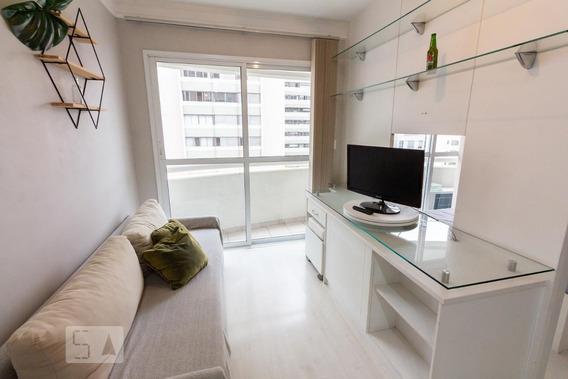 Apartamento Para Aluguel - Perdizes, 1 Quarto, 39 - 893074589