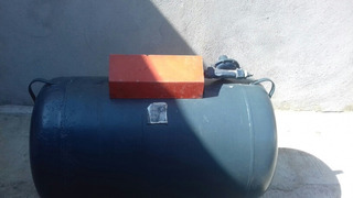 Tanque De Gas Con Regulador
