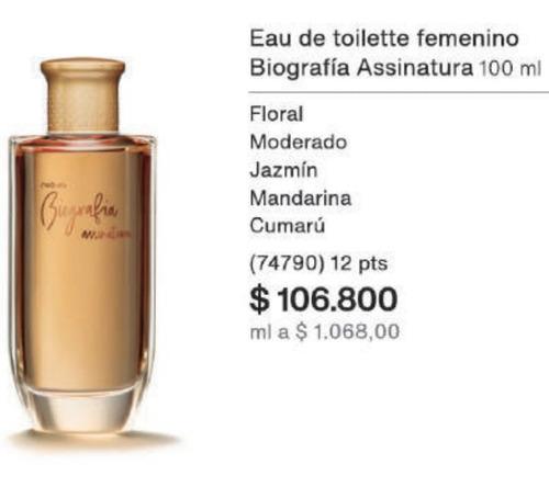 Perfume Biografia Assinature-mujer-natura