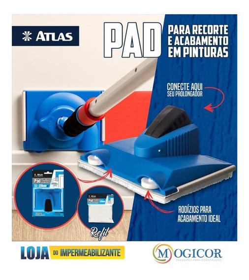Pad P/ Recorte De Pintura E Acabamento Ped Atlas - Mogicor