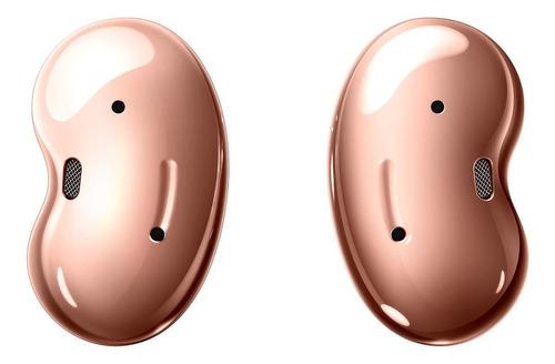 Imagen 1 de 5 de Audífonos in-ear inalámbricos Samsung Galaxy Buds Live mystic bronze
