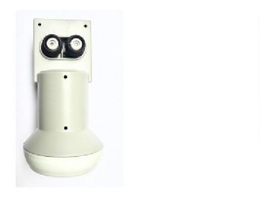 Kit Com 2 Lnb Duplo Universal (frete Grátis)
