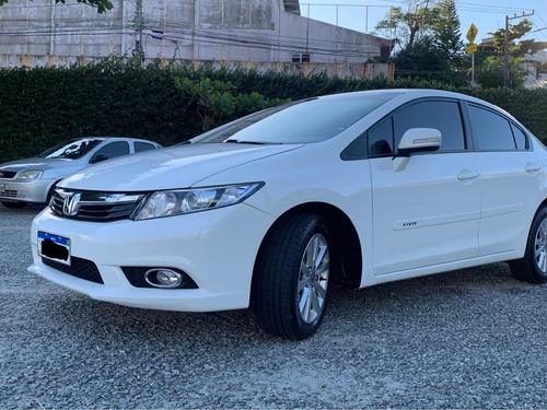 Honda Civic 2014 2.0 Lxr Flex Aut. 4p