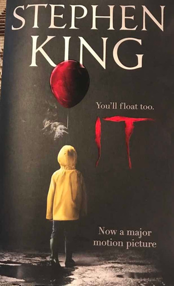 Livro It Stephen King Inglês