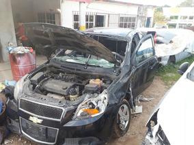 Chevrolet Aveo 1.6 Lt At 2013