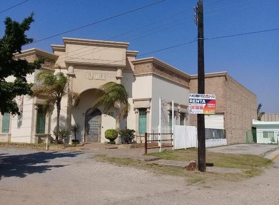 Renta De Bodega En Altamira Boulevard De Los Ríos, Zona Industrial