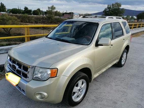 Ford Escape 2.0 Xls 5vel L4 Mt 2010