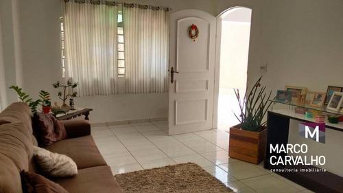 Casa Com 3 Dormitórios À Venda Por R$ 400.000,00 - Alto Cafezal - Marília/sp - Ca0005