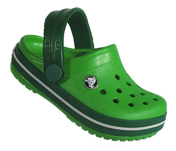 Crocband Kids 32g-lime/nelly Green
