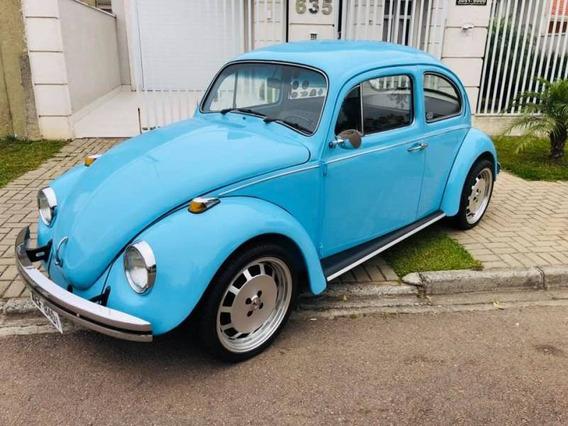 Vw Fusca 1500 Carro Impecavel