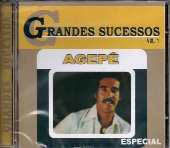 Cd Agepê - Grandes Sucessos Vol 1