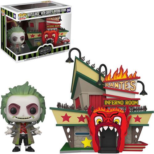 Funko Pop! Beetlejuice Dantes Inferno 06 Special Edition