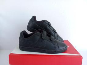 Tenis Nike Court Royale Niño Av3165001 Originales