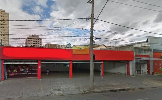 Galpão Para Alugar No Calafate Em Belo Horizonte/mg - 4728