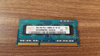 Memoria Ram Para Laptop Hynix Ddr3 2gb 1333mhz Envio Gratis