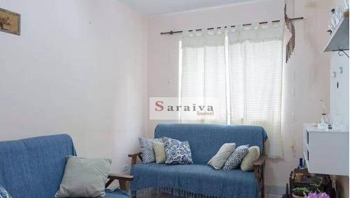 Imagem 1 de 30 de Apartamento Com 2 Dormitórios À Venda, 57 M² Por R$ 230.000,00 - Jardim Hollywood - São Bernardo Do Campo/sp - Ap3764
