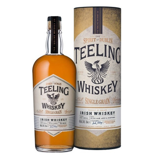 Dia Del Amigo Whisky Irlandes Teeling Irish Single Grain