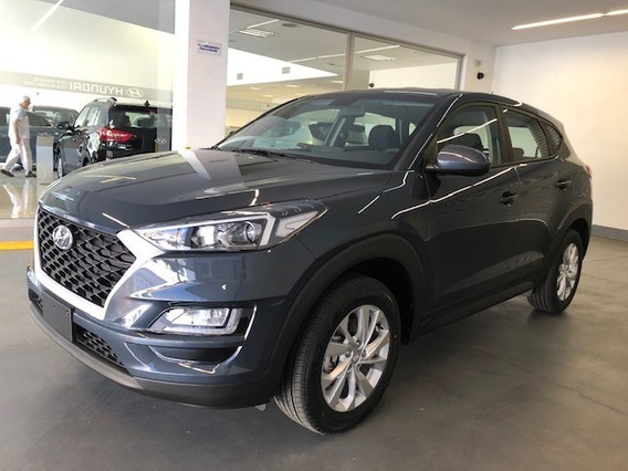 Hyundai Tucson 2wd At Style 0km Año 2020